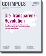 gdi impuls 2/2010 Cover