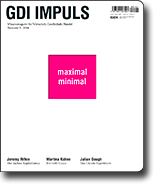 gdi impuls 3/2013 Cover